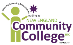New England Community College Logo